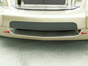 Exterior - Bumpers - American Car Craft - American Car Craft Bumper Grille Insert Satin Front Lower 422007