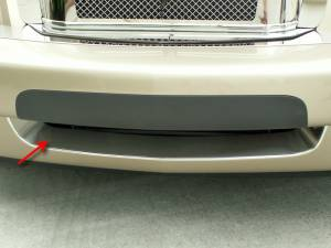 Exterior - Grilles - American Car Craft - American Car Craft Bumper Grille Insert Polished Front Lower 422018
