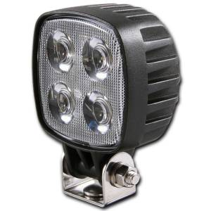 Lighting - Off Road Lights - ANZO USA - ANZO USA Rugged Vision Spot LED Light 881031