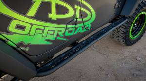 Exterior - Running Boards & Nerf Bars - Addictive Desert Designs - GGVF Venom Side Steps S9522427001NA