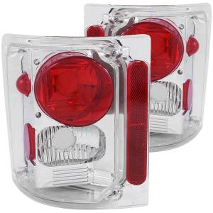Lighting - Tail Lights - ANZO USA - ANZO USA Tail Light Assembly 211014