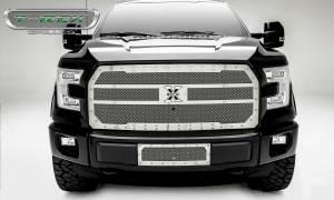 T-Rex - T-Rex X-Metal Grille, Black, Mild Steel, 1 Pc, Replacement 6715740 - Image 1
