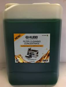 HUBB Filters - HUBB Filters Filter Cleaning Concentrate (2.5 Gal) 3305