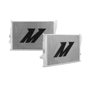 Engine Cooling - Radiators - Mishimoto - FLDS BMW E46 M3 Performance Aluminum Radiator MMRAD-E46-01