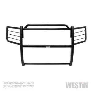 Exterior - Grille Guards and Bull Bars - Westin - Westin Explorer 2011-2015 40-3625
