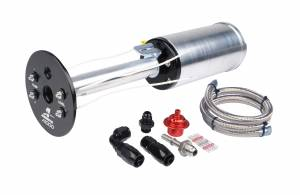 Aeromotive Fuel System - Aeromotive Fuel System Stealth Fuel System, In-Tank - 2003 and up Corvette, A1000 18670