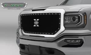 T-Rex - T-Rex X-Metal Grille, Black, Mild Steel, 1 Pc, Insert 6712131 - Image 1