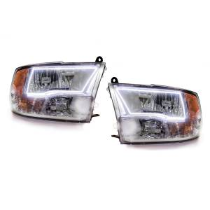 Oracle Lighting - Oracle Lighting 2009-2017 Dodge Ram Sport SMD HL - Chrome 7037-001