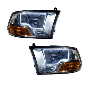 Oracle Lighting - Oracle Lighting 2009-2012 Dodge Ram Non-Sport SMD HL - Chrome 7038-001
