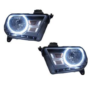 Oracle Lighting 2010-2014 Ford Mustang SMD HL (Non-HID) 7050-001