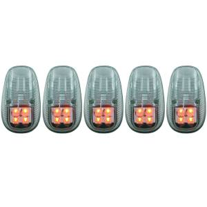 Lighting - Cab & Marker Lights - ANZO USA - ANZO USA Cab Roof Light Assembly 861097