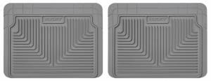 Interior - Floor Mats - Husky Liners - Husky Liners 2nd Or 3rd Seat Floor Mats 52022