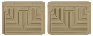 Husky Liners - Husky Liners 2nd Or 3rd Seat Floor Mats 52023