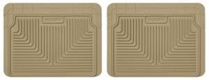 Interior - Floor Mats - Husky Liners - Husky Liners 2nd Or 3rd Seat Floor Mats 52023