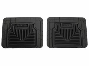 Interior - Floor Mats - Husky Liners - Husky Liners 2nd Or 3rd Seat Floor Mats 52031