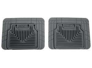 Interior - Floor Mats - Husky Liners - Husky Liners 2nd Or 3rd Seat Floor Mats 52032