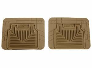 Interior - Floor Mats - Husky Liners - Husky Liners 2nd Or 3rd Seat Floor Mats 52033