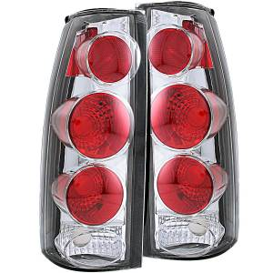 Lighting - Tail Lights - ANZO USA - ANZO USA Tail Light Assembly 211017