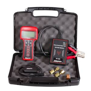 AutoMeter - AutoMeter BATTERY TESTER, 6/8/12/24V, WIRELESS, AUTOGAGE BT-600