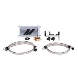 Performance - Oil System & Parts - Mishimoto - FLDS Mazda Miata Oil Cooler Kit MMOC-MIA-16T