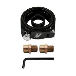 Performance - Oil System & Parts - Mishimoto - FLDS Oil Filter Sandwich Plate Adapter MMOP-TPS