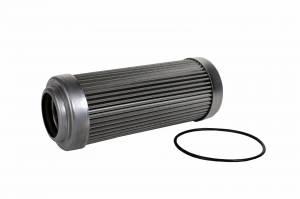 Fuel System - Fuel System Parts - Aeromotive Fuel System - Aeromotive Fuel System 100 M Stainless Element, Fits (12302, 12309, 12332) 12602
