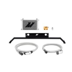 Performance - Oil System & Parts - Mishimoto - FLDS Ford Mustang 5.0L Oil Cooler Kit MMOC-MUS-11T