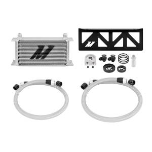 Performance - Oil System & Parts - Mishimoto - FLDS Subaru BRZ / Scion FR-S Oil Cooler Kit MMOC-BRZ-13