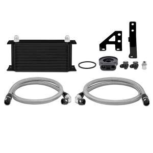 Mishimoto - FLDS Subaru WRX Oil Cooler Kit MMOC-WRX-15BK - Image 1