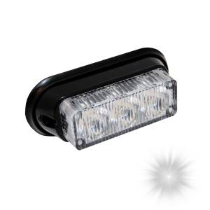 Oracle Lighting - Oracle Lighting ORACLE 3 LED Undercover Strobe Light - White 3401-001