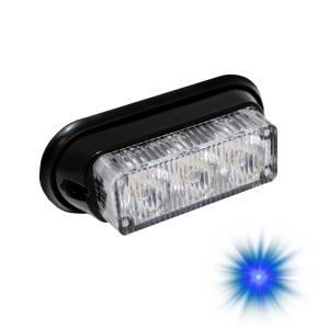 Oracle Lighting - Oracle Lighting ORACLE 3 LED Undercover Strobe Light - Blue 3401-002