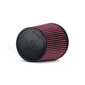"Performance - Air Intakes - Mishimoto - FLDS Mishimoto Performance Air Filter, 3.5"" Inlet, 8"" Filter Length MMAF-3508"