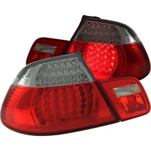 ANZO USA - ANZO USA Tail Light Assembly 321185