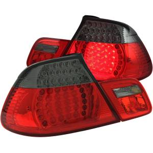 ANZO USA - ANZO USA Tail Light Assembly 321186