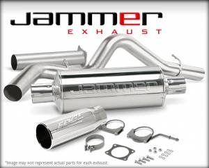 Exhaust Components - Upgrade Pipe - Edge Products - Edge Products Jammer Exhaust 17784