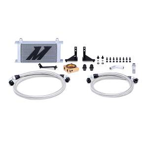 Performance - Oil System & Parts - Mishimoto - FLDS Ford Fiesta ST Oil Cooler Kit MMOC-FIST-14T