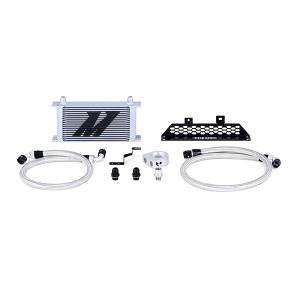 Performance - Oil System & Parts - Mishimoto - FLDS Ford Focus ST Oil Cooler Kit MMOC-FOST-13