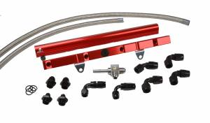 Fuel System - Fuel System Parts - Aeromotive Fuel System - Aeromotive Fuel System 98-02 LS-1 F-Body and 2004 GTO Fuel Rail Kit 14139
