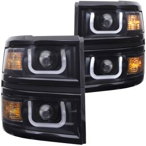 ANZO USA - ANZO USA Projector Headlight Set 111302
