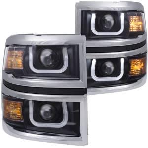 ANZO USA - ANZO USA Projector Headlight Set 111309