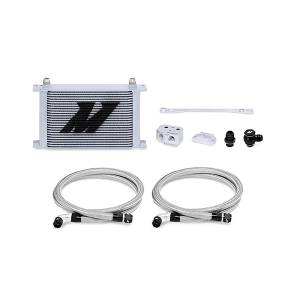 Performance - Oil System & Parts - Mishimoto - FLDS Mishimoto LS1/LS2 Front-Sump Race Oil Cooler Kit MMOC-GTO-04