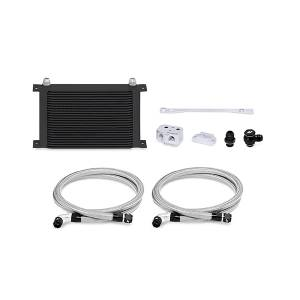 Performance - Oil System & Parts - Mishimoto - FLDS Mishimoto LS1/LS2 Front-Sump Race Oil Cooler Kit MMOC-GTO-04BK