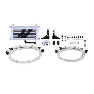 Performance - Oil System & Parts - Mishimoto - FLDS Ford Fiesta ST Oil Cooler Kit MMOC-FIST-14