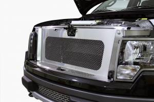 Exterior - Grilles - American Car Craft - American Car Craft Grille Fascia Front Satin 773001