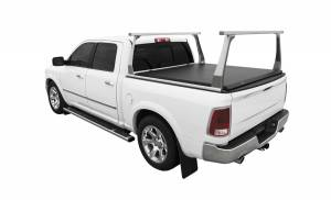 Bed Accessories - Ladder/Headache Racks - Access Covers - Access Cover ADARAC Aluminum Truck Bed Rack System 4001675