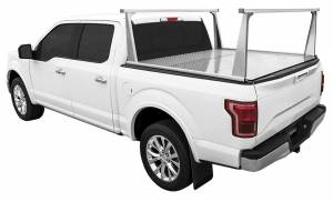 Bed Accessories - Ladder/Headache Racks - Access Covers - Access Cover ADARAC Aluminum Pro Series Truck Bed Rack System 4000958