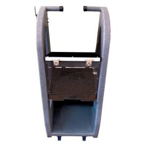 Apparel & Accessories - Tools & Shop Equipment - AutoMeter - AutoMeter EQUIPMENT STAND, HEAVY- DUTY, FRONT CASTERS ES-11
