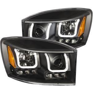 ANZO USA - ANZO USA Projector Headlight Set 111314