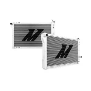 Engine Cooling - Radiators - Mishimoto - FLDS Chevrolet Camaro / Pontiac Firebird 3-Row Performance Aluminum Radiator MMRAD-CAM-82X
