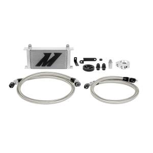 Performance - Oil System & Parts - Mishimoto - FLDS Subaru WRX Oil Cooler Kit MMOC-WRX-08